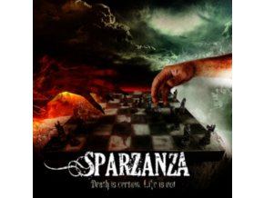 SPARZANZA - Death Is Certain. Life Is Not (LP + CD)