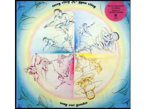 TERRY RILEY & GYAN RILEY - Way Out Yonder (LP)
