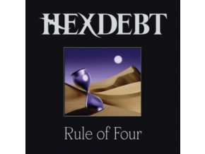 HEXDEBT - Rule Of Four (Purple Limited Vinyl) (LP)