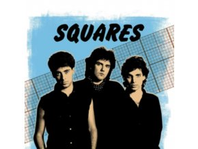SQUARES & JOE SATRIANI - Squares: Best Of The Early 80s Demos (LP)