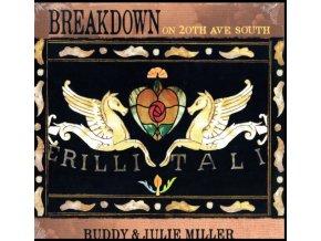 BUDDY & JULIE MILLER - Breakdown On 20th Ave. South (LP)