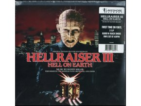 ORIGINAL SOUNDTRACK / RANDY MILLER - Hellraiser III: Hell On Earth (LP)