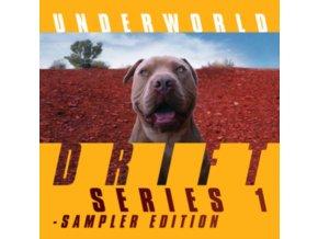UNDERWORLD - DRIFT Series 1 Sampler Edition (Coloured Vinyl) (LP)