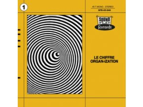 "LE CHIFFRE ORGAN-IZATION - The Harlem Incident (7"" Vinyl)"