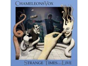 CHAMELEONSVOX - Strange Times... Live! (LP)