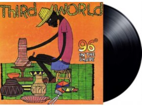 THIRD WORLD - 96% In The Shade (LP)