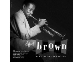 CLIFFORD BROWN SEXTET - New Star On The Horizon (LP)