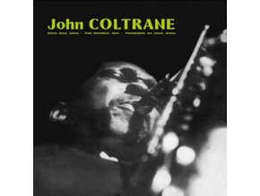 JOHN COLTRANE - A Jazz Delegation From The East (LP)