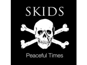 SKIDS - Peaceful Times (White Vinyl) (LP)