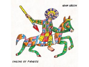 ADAM GREEN - Engine Of Paradise (LP)