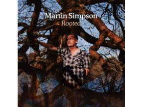 MARTIN SIMPSON - Rooted (LP)
