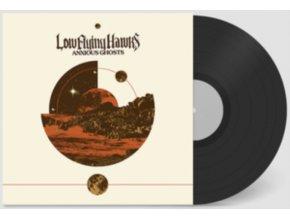 """LOW FLYING HAWKS - Anxious Ghosts (12"""" Vinyl)"""