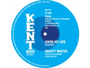 """MIGHTY WHITES / JACQUELINE JONES - Given My Life / A Frown On My Face (7"""" Vinyl)"""