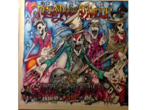 "TYLAS DOGS DAMOUR - A Graveyard Of Empty Bottles Mmxix (10"" Vinyl)"