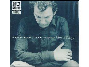 BRAD MEHLDAU - Live In Tokyo (LP)