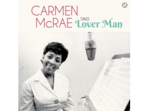 CARMEN MCRAE - Sings Lover Man And Other Billie Holiday Classics (LP)