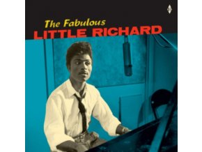 LITTLE RICHARD - The Fabulous Little Richard (LP)