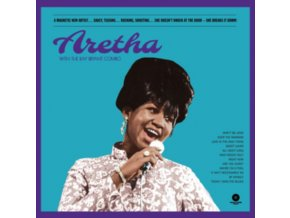 ARETHA FRANKLIN - Aretha - With The Ray Bryant Combo (LP)
