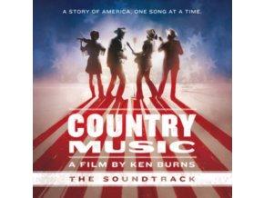 ORIGINAL SOUNDTRACK / VARIOUS ARTISTS - Country Music - A Film By Ken Burns (LP)