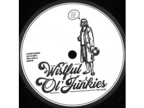 "WISTFUL OL JUNKIES ALL STARS / LIP & COLORINA - Tribute To Anthony Wayn (12"" Vinyl)"