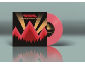 "HELLSINGLAND UNDERGROUND - Carnival Beyond The Hills (Pink Vinyl) (7"" Vinyl)"