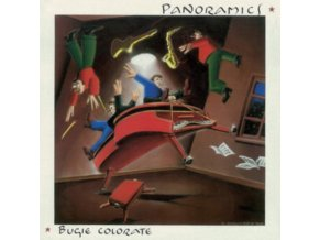 PANORAMICS - Bugie Colorate (LP)