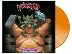 TANKARD - B-Day (Orange Vinyl) (LP)