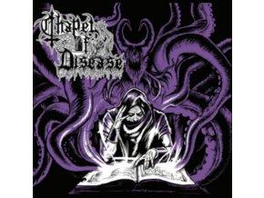 CHAPEL OF DISEASE - Summoning Black Gods (Purple Vinyl) (LP)