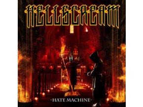 HELLSCREAM - Hate Machine (LP)