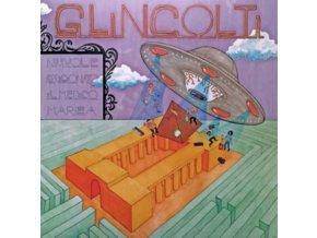 GLINCOLTI - Terzo Occhio / Ad Occhi Aperti (LP)