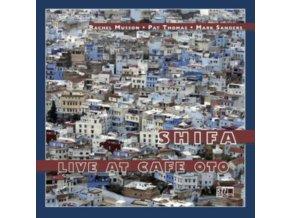 SHIFA: RACHEL MUSSON / PAT THOMAS / MAT SANDERS - Live At Cafe Oto (LP)