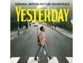 ORIGINAL SOUNDTRACK / HIMESH PATEL - Yesterday (LP)