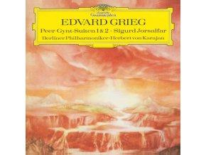 BERLIN PHILHARMONIC - Grieg / Peer Gynt Suite (LP)