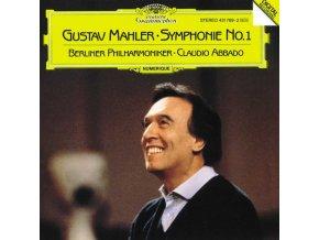 BERLIN PHILHARMONIC - Mahler / Symphony No 1 (LP)