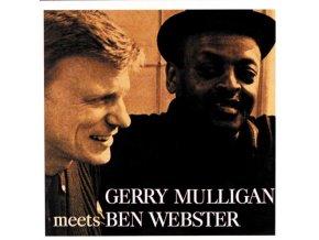 GERRY MULLIGAN - Meets Ben Webster (LP)