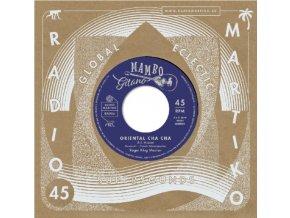 "ROGER KING MOZIAN - Oriental Cha Cha / Sirocco (Mambo) (7"" Vinyl)"