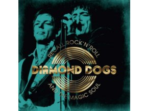 DIAMOND DOGS - Recall Rock N Roll And The Magic Soul (White Vinyl) (LP)