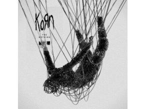 KORN - The Nothing (White Vinyl) (LP)