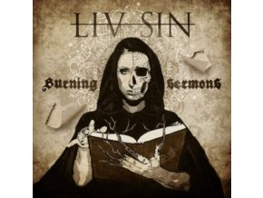 LIV SIN - Burning Sermons (LP)