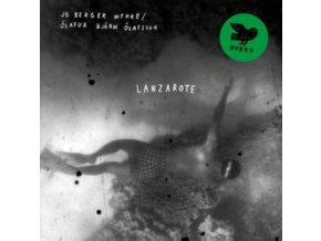JO BERGER MYHRE & OLAFUR BJORN OLAFSSON - Lanzarote (LP)