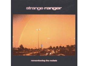 STRANGE RANGER - Remembering The Rockets (Red & Orange Vinyl) (LP)