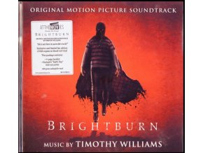 ORIGINAL SOUNDTRACK / TIMOTHY WILLIAMS - Brightburn (Coloured Vinyl) (LP)