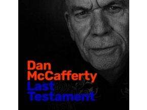 DAN MCCAFFERTY - Last Testament (LP)