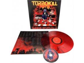 TURBOKILL - Vice World (LP + CD)