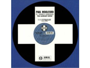 """PAUL WOOLFORD - You Already Know (12"""" Vinyl)"""