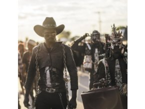 VARIOUS ARTISTS - Brutal Africa - The Heavy Metal Cowboys Of Botswana (LP)