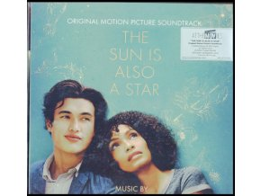 ORIGINAL SOUNDTRACK / HERDIS STEFANSDOTTIR - The Sun Is Also A Star (Yellow Vinyl) (LP)