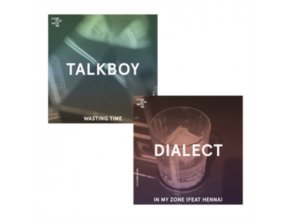 "DIALECT / TALKBOY - In My Zone / Wasting Time (7"" Vinyl)"