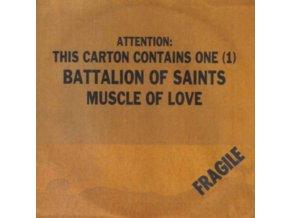 """BATTALION OF SAINTS - Muscle Of Love (7"""" Vinyl)"""
