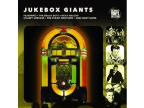 VARIOUS ARTISTS - Jukebox Giants (LP)
